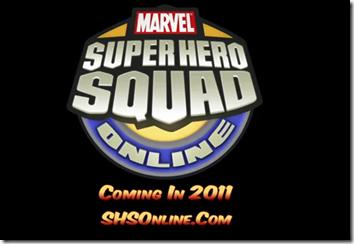 Marvel; Super Hero Squad Online